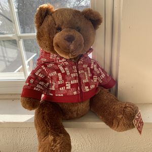 NEW Aeropostale Christmas Teddy Bear for Sale in Brooklyn, NY