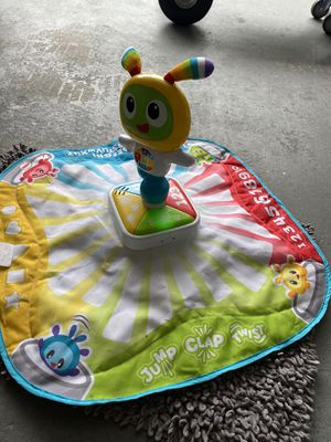 Fisher price kids toddler baby jump clap twist play mat toy light up for Sale in Orlando, FL