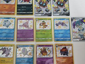 13 Pokemon Shining Fates SV Cards! for Sale in Skokie,  IL