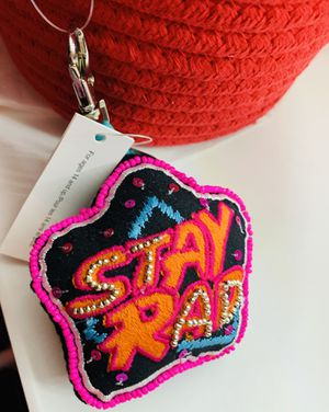 Brand New Handbag Charm , Key chain , Decorative piece for Handbag for Sale in Las Vegas, NV