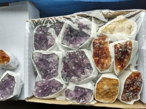 Citrine/Amethyst Druze for Sale in Detroit, MI
