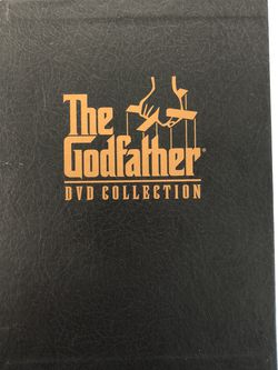 The Godfather 5 Disc Dvd Collection for Sale in Akron,  OH