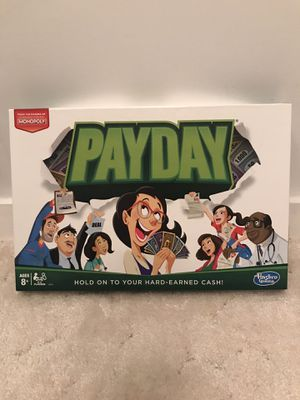 PAYDAY board game for Sale in Irondale, AL