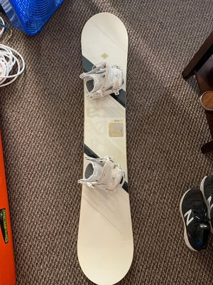 Ride decade snowboard 151 for Sale in San Diego, CA