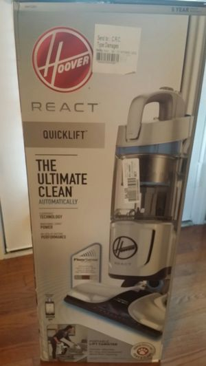 Brand New Hoover Vacuum for Sale in Conyers, GA