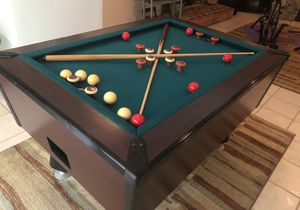 Bumper Pool Table for Sale in Roanoke, VA