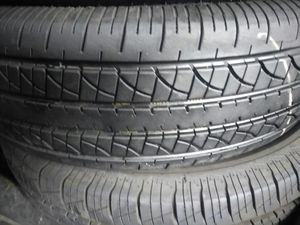 Great looking set of Trailer tires, size ST 225/75/R15 for Sale in San Diego, CA