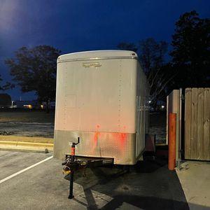 Enclosed Trailer 6x12x7 HIGH (Alto) for Sale in Fort Walton Beach, FL