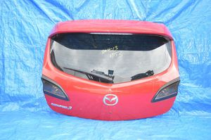 2010 11 12 13 Mazdaspeed3 Ms3 trunk hatch wing spoiler 10-13 mazda3 for Sale in Hialeah, FL
