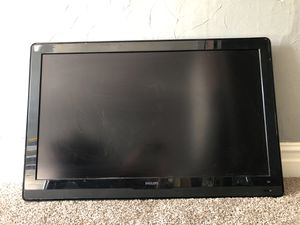 50 Phillips lcd tv With New Wall Mount for Sale in Salt Lake City, UT