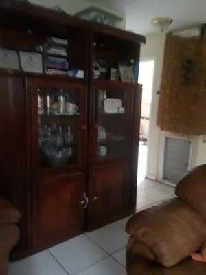 Entertainment Center/ tv stand/ book case/ china closet/buffet for Sale in Pompano Beach, FL