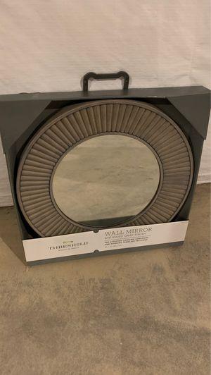 Wall mirror (16 in diameter) for Sale in Wheaton, IL