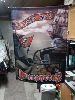 Tampa Bay! Banner. 3ft. 4in. X 2ft. 3in. New ! Word Champions for Sale in Denver,  CO