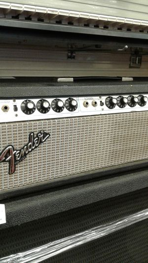 Fender bassman 135 for Sale in Chicago, IL