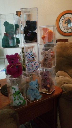 Collectables beanie babies for Sale in Stockton, CA