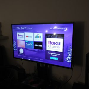 49 Inch 1080p TCL Roku TV for Sale in Aurora, CO