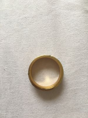 Gold silver gems ring for Sale in Hanover, MD