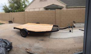 Trailer flat bed 1600$$ for Sale in Chandler, AZ
