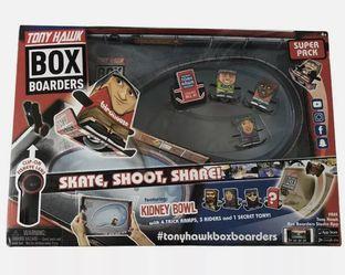 Tony Hawk Box Boarders Super Pack Skateboarding Kidney Bowl Ramps for Sale in Spring,  TX