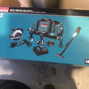 Makita 18 V cordless power tools New for Sale in Oregon City, OR