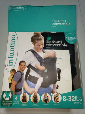 Infantino 4 in 1 Baby Carrier for Sale in Haslet, TX