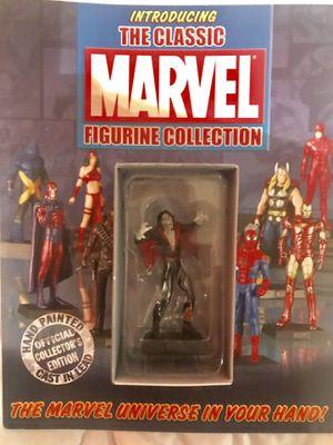 RARE Marvel Eaglemoss figurine/ Morbius for Sale for sale  Orlando, FL