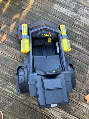 Bat man battery powered ride on car for Sale in Pelzer, SC