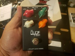 The Dude OD Pedal for Sale in Glendora, CA