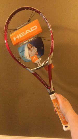 Head Brand Tennis Racket for Sale in Seattle, WA
