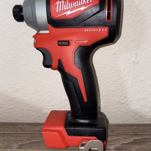M18 BRUSLESS IMPACT DRIVER ( NO BATTERY NO CHARGER ) for Sale in Dallas, TX