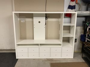 IKEA tv stand with drawers for Sale in Saint Paul, MN