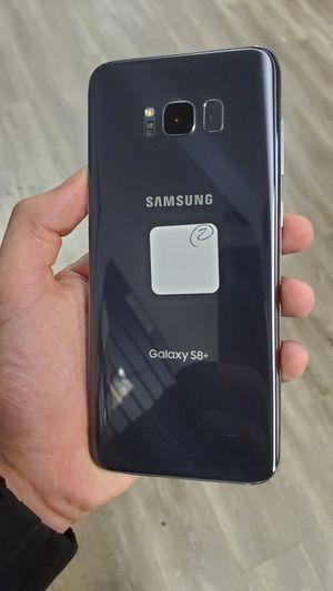 Galaxy S8 Plus Unlocked 64GB tmobile metro att cricket for Sale in Garland, TX