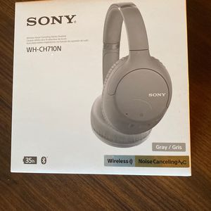 Sony WH-CH710N Wireless Noise Canceling Headphones for Sale in San Diego, CA