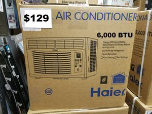 6000 BTU WINDOW AIR CONDITIONER / AC for Sale in Las Vegas, NV