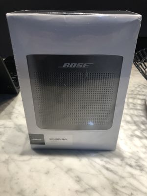 Bose Soundlink II - Bluetooth Speaker for Sale in Chicago, IL