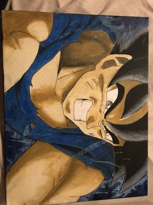 Anime and cartoon paintings and sketches for Sale in Houston, TX
