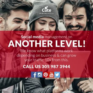 Social Media Marketing. We help grow your business today! for Sale in Miami, FL