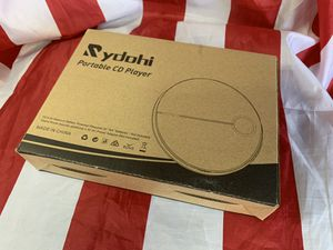 Portable CD player-NEW for Sale in Mesa, AZ