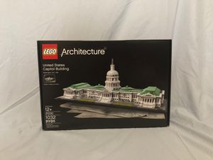 LEGO capitol building (new, unopened) for Sale in Traverse City, MI