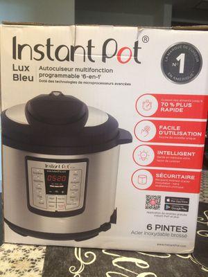 Instant Pot for Sale in Centreville, VA