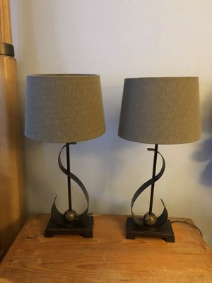 Lamps set of two for Sale in Cerritos, CA