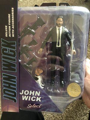 John wick diamond select figure for Sale in Clackamas, OR