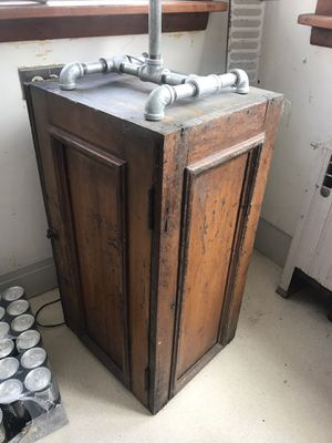 Antique cabinet for Sale in Oak Park, IL