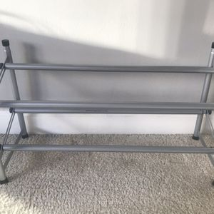Extendable 2-tier Shoe Rack for Sale in Arlington, VA