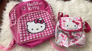 Backpacks - Mini Backpack - Girls Accessories - Hello Kitty for Sale in Haymarket, VA