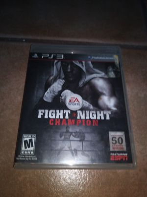 Fight Night Champion for Sale in Houston, TX
