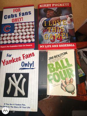 Baseball books for Sale in Phoenix, AZ