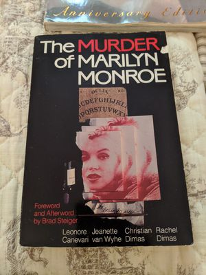 Marilyn Monroe Books $7 Each for Sale in Gilbert, AZ