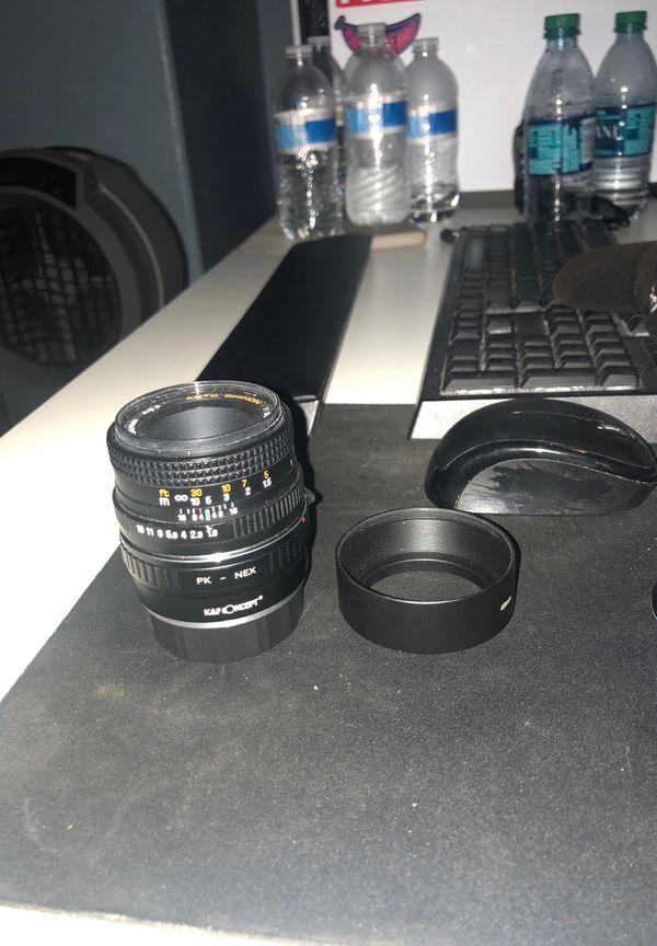 Sony A6300 Bundle