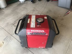 Honda 3000 inverter US for Sale in Red Lion, PA